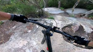 MTB Manly dam mountain biking Manly Australia