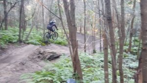 Mt Narra MTB mountain biking Narabeen Sydney